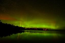 Aurora Borealis, Duluth MN